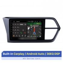 10,1-дюймовый сенсорный экран HD для Volkswagen Jetta VS5 LHD 2019+ с автоматической стереосистемой для автомобиля с поддержкой Bluetooth 1080P видео