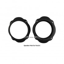 Car Stereo Ring Modification Bracket Speaker Mat for Ford A