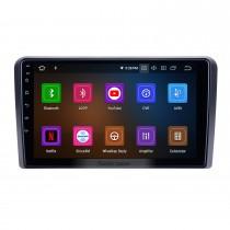 Android 11.0 для 2008 2009 2010 2011 2012 Audi A3 Radio 9-дюймовый GPS-навигатор с сенсорным экраном HD Carplay Поддержка Bluetooth Цифровое ТВ