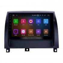 Android 11.0 9-дюймовый GPS-навигатор для 2011-2016 MG3 с сенсорным экраном HD Carplay Bluetooth Mirror Link с поддержкой TPMS Digital TV