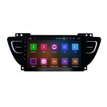 Android 11.0 для 2016 2017 2018 Geely Boyue Radio 9-дюймовый GPS-навигатор с HD сенсорным экраном Carplay Поддержка Bluetooth Цифровое ТВ