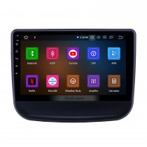 10,1-дюймовый Android 11.0 Radio для 2016-2018 Chevy Chevrolet Equinox Bluetooth с сенсорным экраном GPS-навигация Поддержка Carplay TPMS DAB +