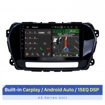 9-дюймовый сенсорный экран HD для Great Wall Wingle 5 Radio Android Автомобильная GPS-навигация Автомобильный радиоприемник Ремонт Поддержка 1080P видеоплеер