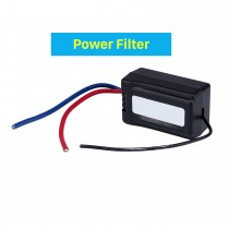High-quality Car Power Supply Audio Adapter Noise Interference Box Power Filter