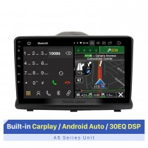 Лучшая автомобильная стереосистема с Bluetooth для OPEL ANTARA 2008-2013 с Carplay / Android Auto WIFI Поддержка GPS-навигации Управление рулевым колесом
