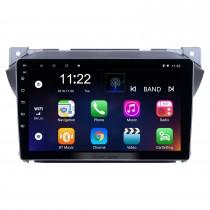 9-дюймовый Android 10.0 OEM HD с сенсорным экраном Штатная магнитола для 2009-2016 Suzuki alto GPS-навигация Радио USB Bluetooth музыкальная поддержка Управление на руле 3G WIFI TPMS DAB + OBD2