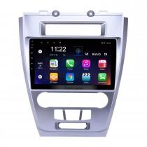 10,1-дюймовый сенсорный экран Android 10.0 HD с GPS-навигатором для 2009 2010 2011 2012 Ford Mondeo / Fusion с поддержкой Bluetooth WIFI AUX Carplay Mirror Link