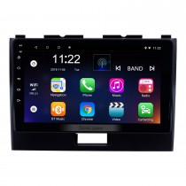 9-дюймовый сенсорный экран Android 10.0 2010-2018 GPS-навигатор SUZUKI WAGONR с поддержкой USB WIFI Bluetooth TPMS DVR SWC Carplay 1080P Video DAB +