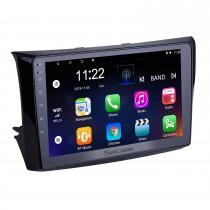 На 2011 год Changan Alsvin V3 Radio 9-дюймовый Android 10.0 HD с сенсорным экраном GPS навигационная система с поддержкой Bluetooth Carplay SWC