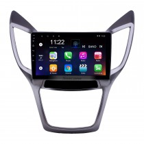 10,1-дюймовый Android 10.0 HD с сенсорным экраном GPS-навигаторы для 2013-2016 Changan CS75 с поддержкой Bluetooth WIFI AUX