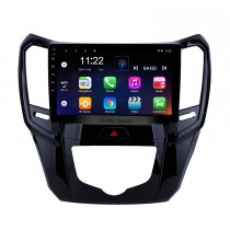 10,1-дюймовый Android 10.0 HD с сенсорным экраном GPS-навигатор для 2014 2015 Great Wall M4 с поддержкой Bluetooth USB WIFI AUX Carplay TPMS Mirror Link