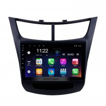 2015-2016 Chevy Chevrolet New Sail 9 дюймов Android 10.0 HD с сенсорным экраном Bluetooth GPS навигация Радио USB AUX поддержка Carplay 3G WIFI Mirror Link