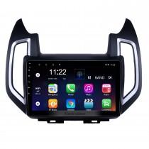 10,1-дюймовый Android 10.0 GPS-навигатор для 2017-2019 Changan Ruixing с сенсорным экраном HD Bluetooth USB AUX с поддержкой Carplay SWC TPMS