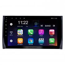 10,1-дюймовый Android 10.0 GPS-навигация Радио для Skoda Diack 2017-2018 с HD сенсорным экраном Поддержка Bluetooth WIFI Carplay Резервная камера