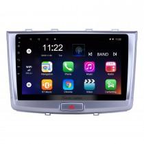 10,1-дюймовый Android 10.0 HD с сенсорным экраном GPS-навигатор для 2017 Great Wall Haval H6 с поддержкой Bluetooth USB WIFI AUX Carplay SWC Mirror Link