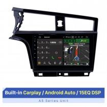 9-дюймовый сенсорный экран HD для Venucia D60 GPS Navi Bluetooth Автомобильное радио Carplay Стереосистема Поддержка 2.5D IPS Сенсорный экран