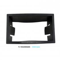 173 * 98 мм Двойной Din Volkswagen Автомобильный радиоприемник DVD-плеер GPS Панель приборов Панельный установочный комплект для обрезки