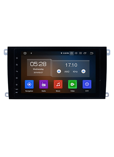 Android 9.0 Radio DVD GPS