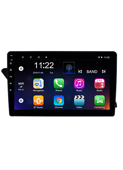 10.1 inch Android 8.1 GPS Navi