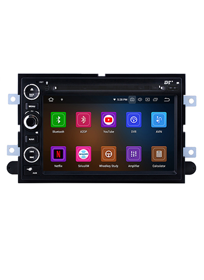 Android 10.0 GPS Navigation Touch Screen
