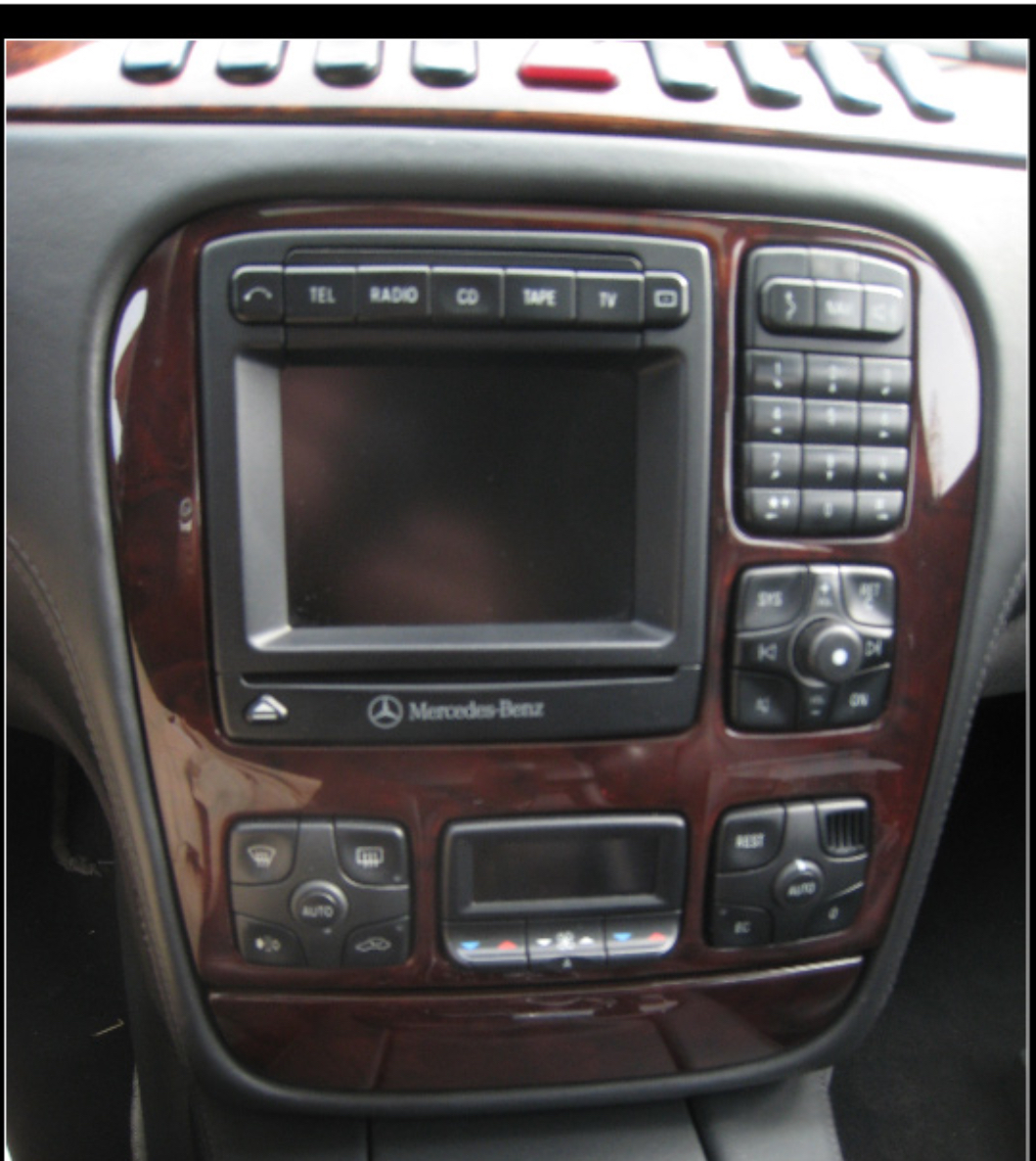 Customer Q&A-9 inch HD Touchscreen Radio for 1998-2005 Mercedes-Benz