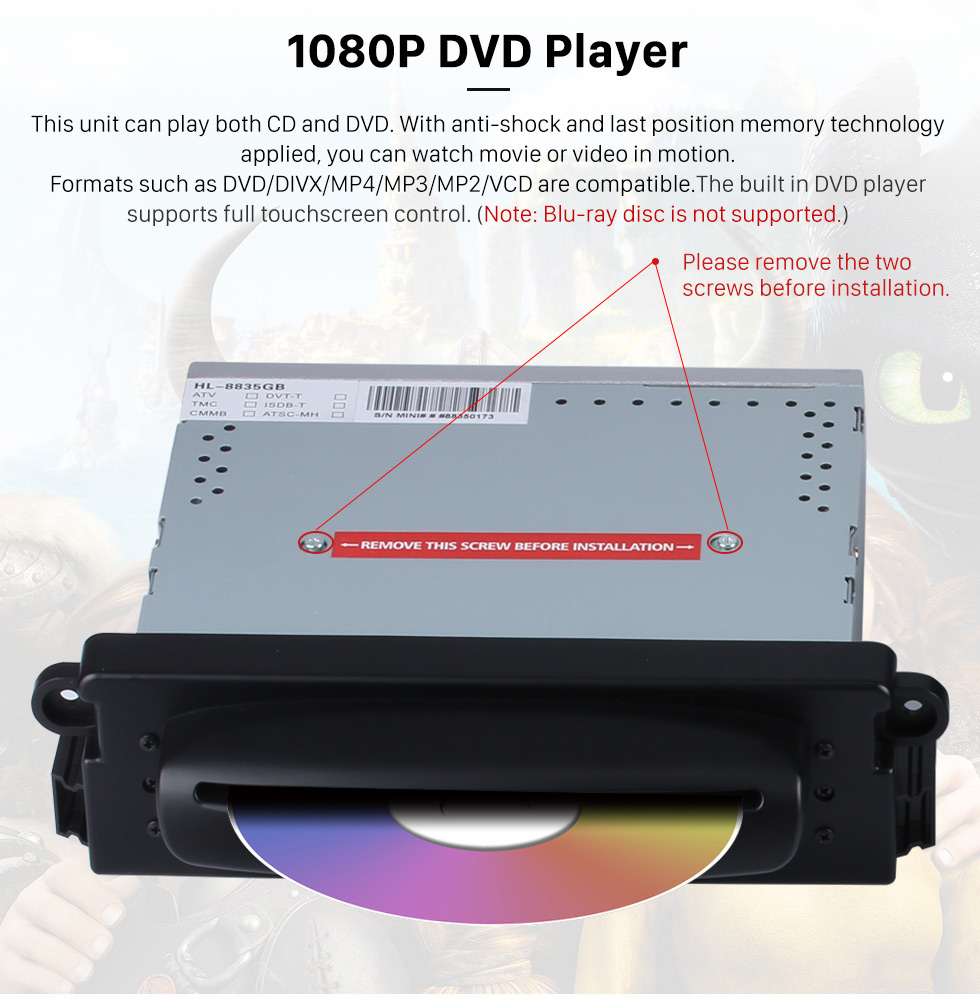 1080P DVD Player HD 1024*600 Touchscreen 2006-2013 BMW Mini Cooper with 8 inch Android 5.1.1 Autoradio GPS DVD Player Bluetooth HD 1080P Video Steering Wheel Control