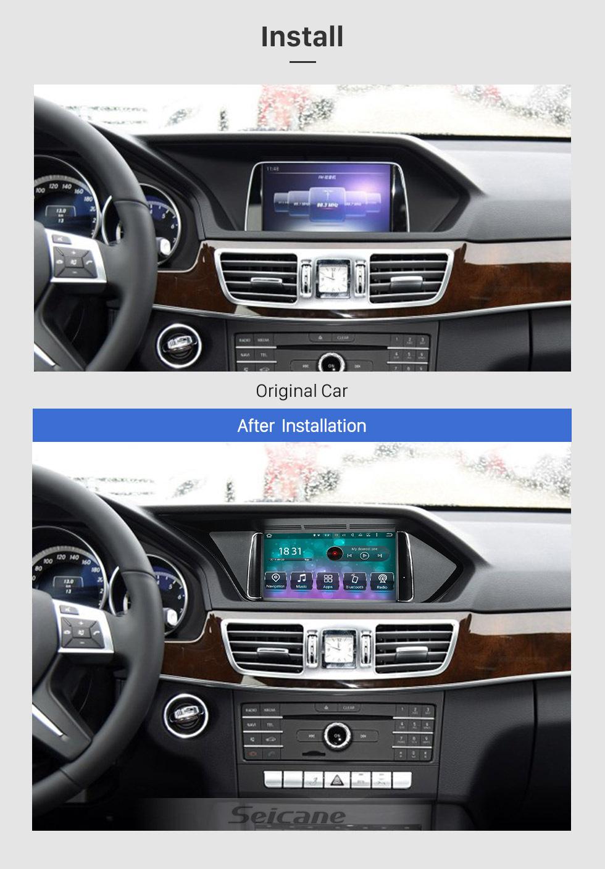 Seicane 2008-2016 Mercedes Benz GLK X204 GLK350 GLK320 GLK280 GLK250 GLK220 GLK200 7 inch Android 8.0 Radio GPS Navigation Upgrade DVD Player HD Touchscreen Bluetooth WIFI 1080P Steering Wheel Control