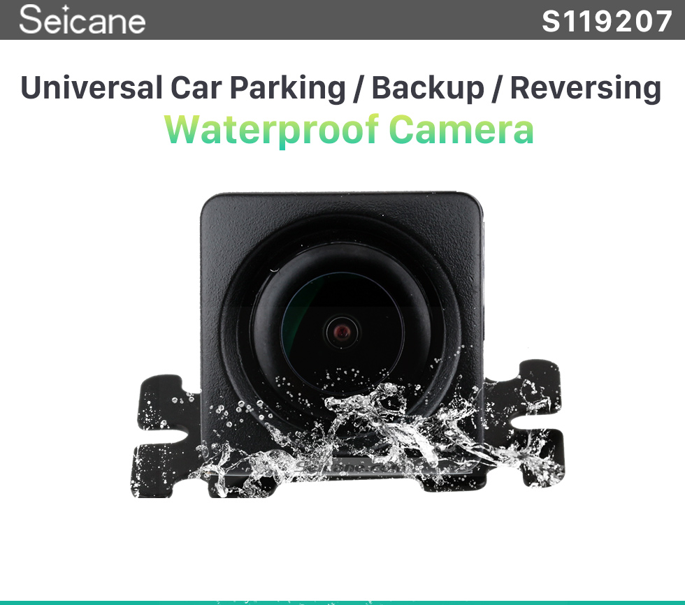 Seicane Seicane HD Car Rearview Camera for aftermarket radio