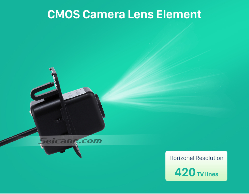 CMOS Camera Lens Element HD Car Rearview Camera for 2009-2013 Mercedes-Benz R free shipping