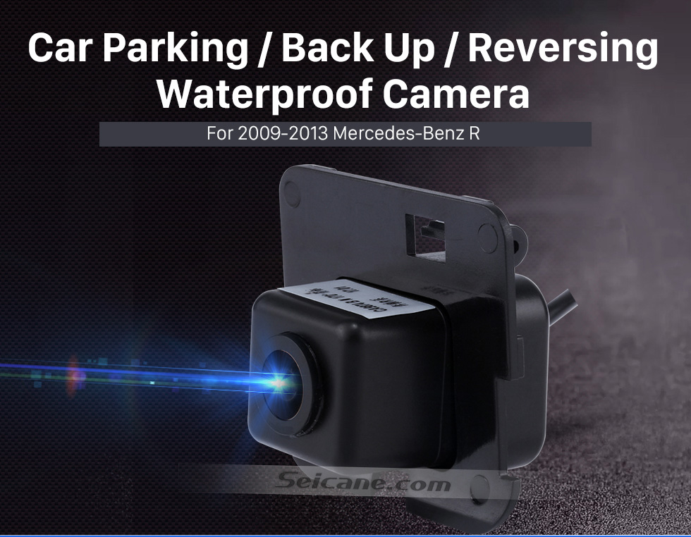 Seicane HD 600 TV Lines Wired Car Parking Backup Reversing Camera for 2009-2013 Mercedes-Benz R Waterproof Night Vision free shipping