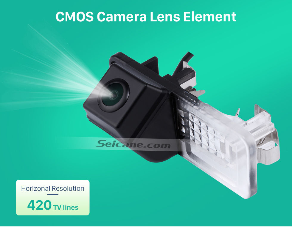 CMOS Camera Lens Element Buy cheap HD Car Rearview Camera for 2008-2013 Mercedes-Benz SMART  free shipping