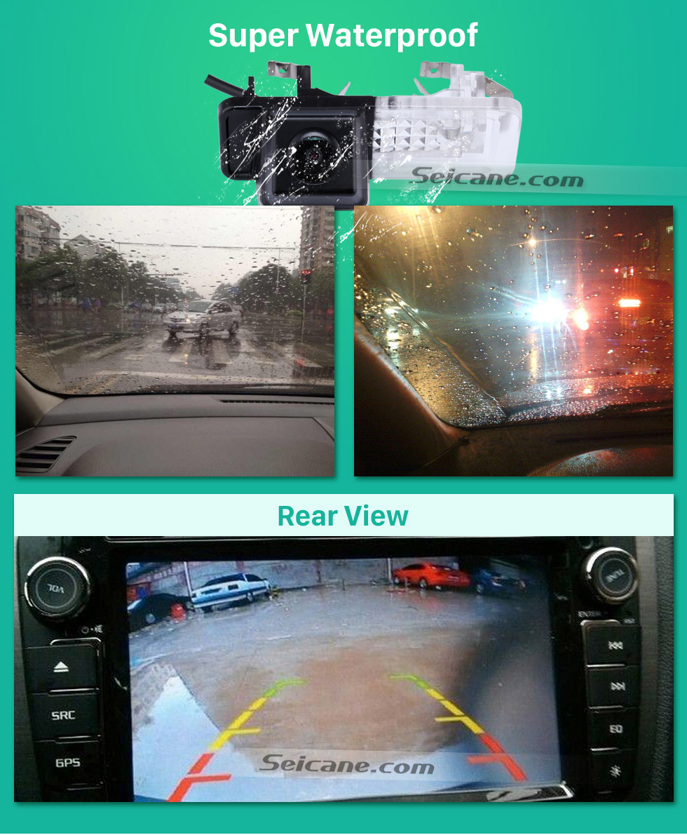 Buy cheap HD Car Rearview Camera for 2008-2013 Mercedes-Benz SMART