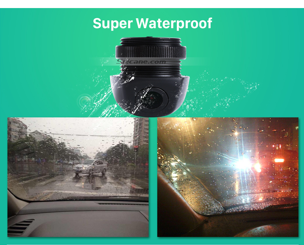 Super Waterproof Hot selling BMW 3  Car Rear View Camera with four-color ruler and LR logo Night Vision free shipping