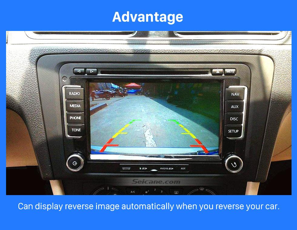 Advantage HD SONY CCD 600 TB линии проводной Автомобильный парковка резервного камеры для 2012-2013 NEW Ford Focus two boxes three boxes водонепроницаемый Ночное видение бесплатная доставк