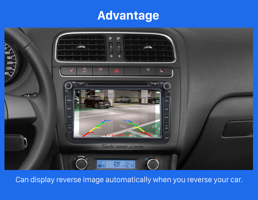 Advantage HD SONY CCD 600 TV Lines Wired Car Parking Backup Reversing Camera for KIA K5 version Waterproof Night Vision free shipping