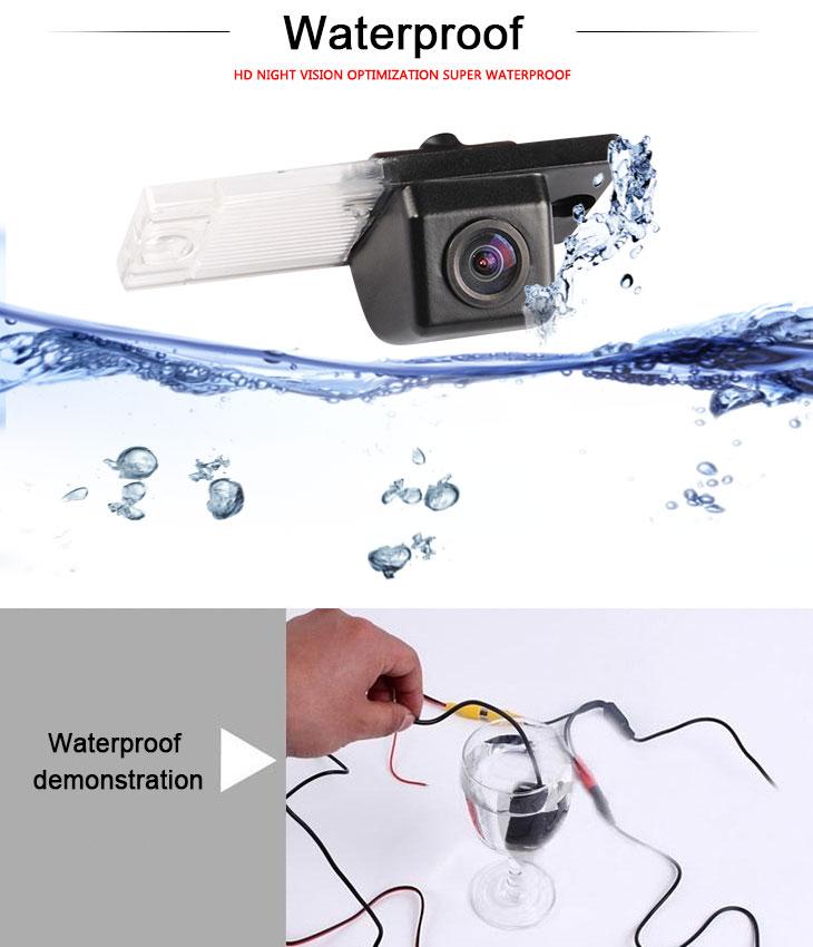 DVD Player 2008-2013 KIA sportage 2008 Sorento  Автомобильный заднего вида камеры с синий линейка Ночное видение бесплатная доставка