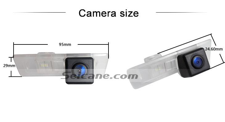 Steering wheel controls 170° HD водонепроницаемый синий линейка Ночное видение Автомобильный заднего вида камеры для 2012-2013 Lexus ES-250 бесплатная доставка