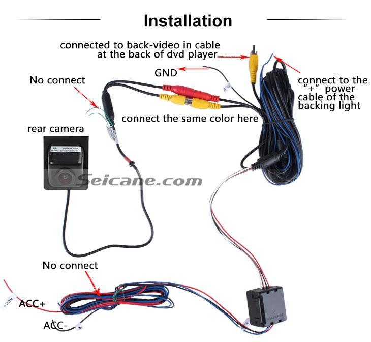 AUX HD SONY CCD 600 TV Linien W-LAN wasserdicht Auto Parken Backup kamera für Ssangyong Korando Nachtsicht Versand kostenfrei