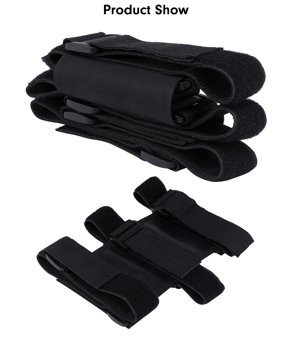 Product Show New Interior Roll Bar Fire Extinguisher Holder Safety Protection Kit for Jeep Wrangler Car Accessories