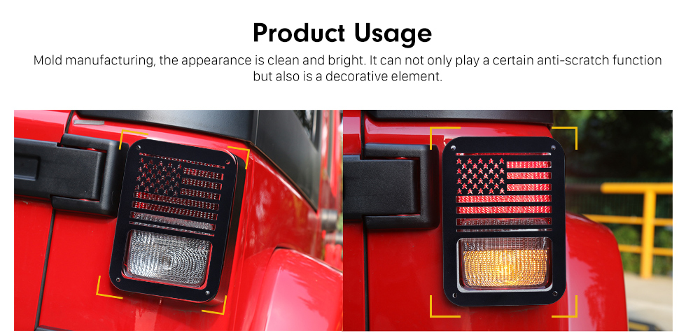 Product Usage New Interior Roll Bar Fire Extinguisher Holder Safety Protection Kit for Jeep Wrangler Car Accessories