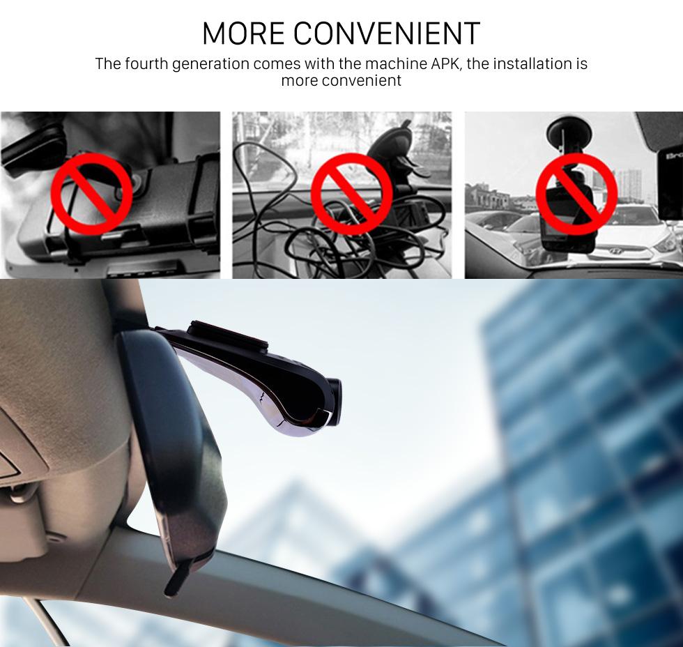 Seicane Nachtsicht 170 Grad Großwinkel USB HD Videokamera Automatische zyklische Aufnahme