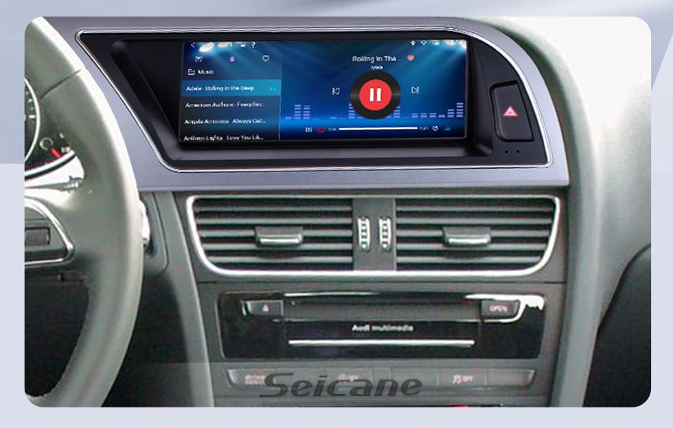 Seicane 2002-2008 BMW E65 / E66 décodeur de fibre optique de voiture la plupart des adaptateurs d'interface optique de convertisseur de Bose Harmon Kardon