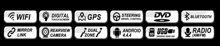 Seicane S167059 Quad-core Android 5.1.1 Radio GPS Audio System for 2011-2015 Hyundai veloster