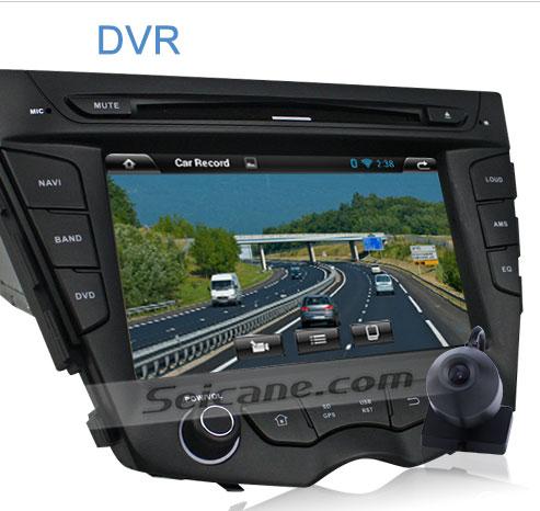 Seicane S167059 Quad-core Android 5.1.1 Radio GPS Audio System for 2011-2015 Hyundai veloster DVR