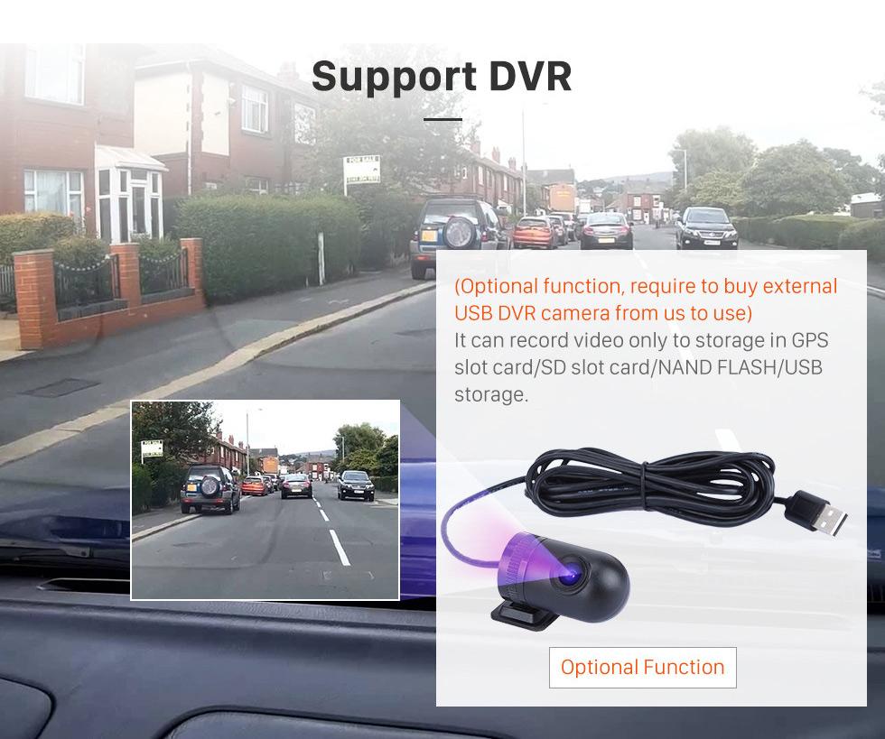 Seicane 10.25 Polegadas Android 8.1 2018 BMW Série 3/4 Série Car Unidade de Cabeça de Rádio Estéreo Sistema de Navegação GPS Bluetooth Suporte USB WI-FI Câmera de Visão Traseira Controle de Volante