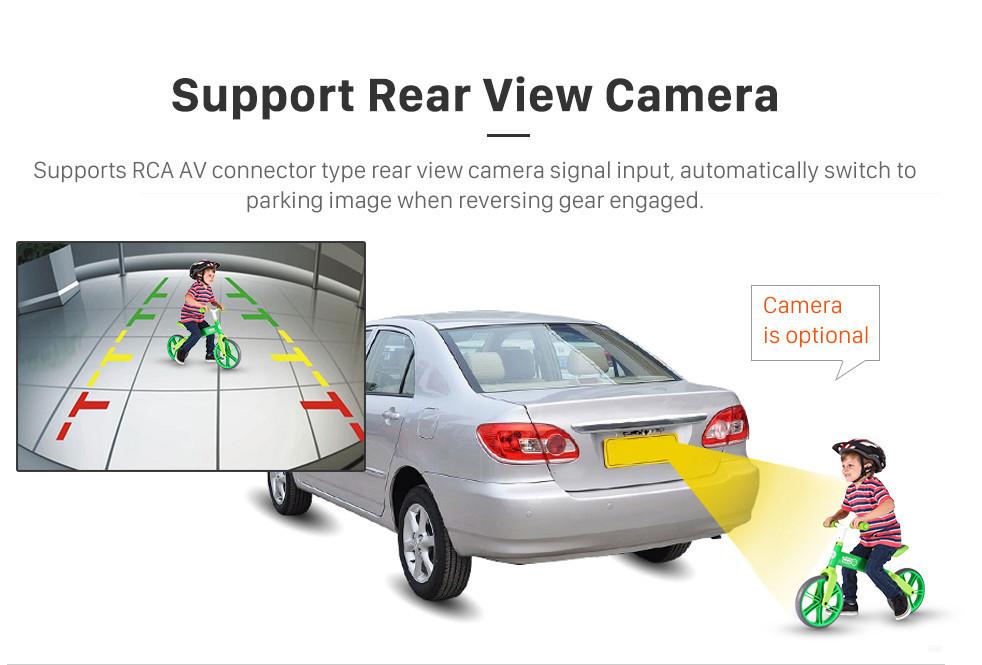 Seicane 10,25 polegadas HD Touchscreen Android 8.1 unidade de cabeça para 2006-2012 BMW E87 CIC Car Rádio Estéreo Sistema de Navegação GPS Bluetooth Phone Suporte 1080P Vídeo OBDII DVR controle de volante WIFI