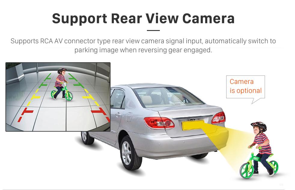 Seicane 8 polegadas 2013 Kia Sorento Android 8.0 Rádio CD Leitor de DVD Bluetooth GPS Sat Nav Cabeça Unidade Suporte USB DVR TPMS Câmera de Backup WIFI OBD2 1080P Video