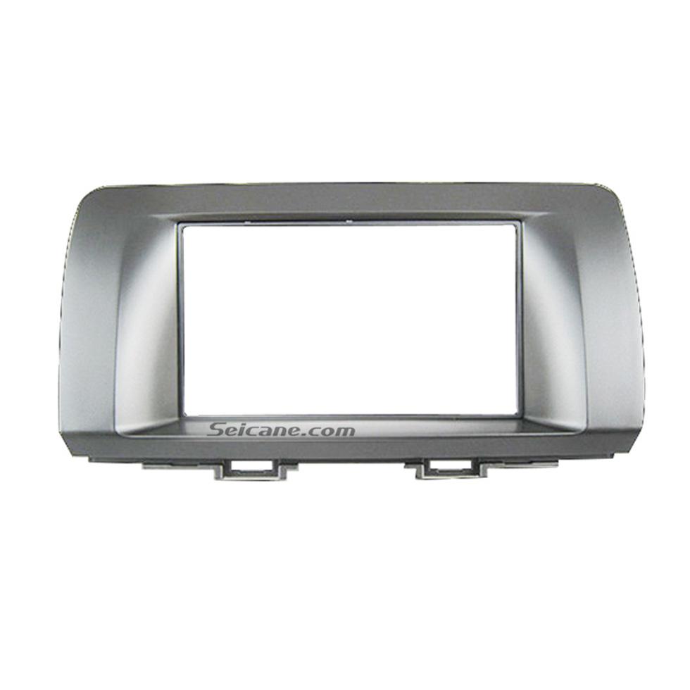 Seicane Fantastic Double Din 2006 Toyota bB Car Radio Fascia Dash Mount Kit Audio Player Panel Plate