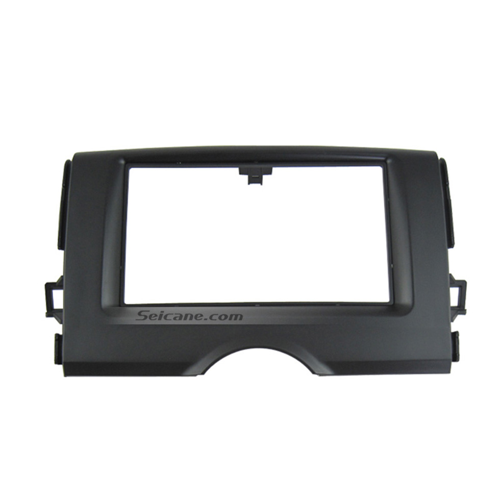 Seicane Newest Double Din 2012 Toyota Reiz Mark X Car Radio Fascia Autostereo Panel kit Trim Bezel Face Plate