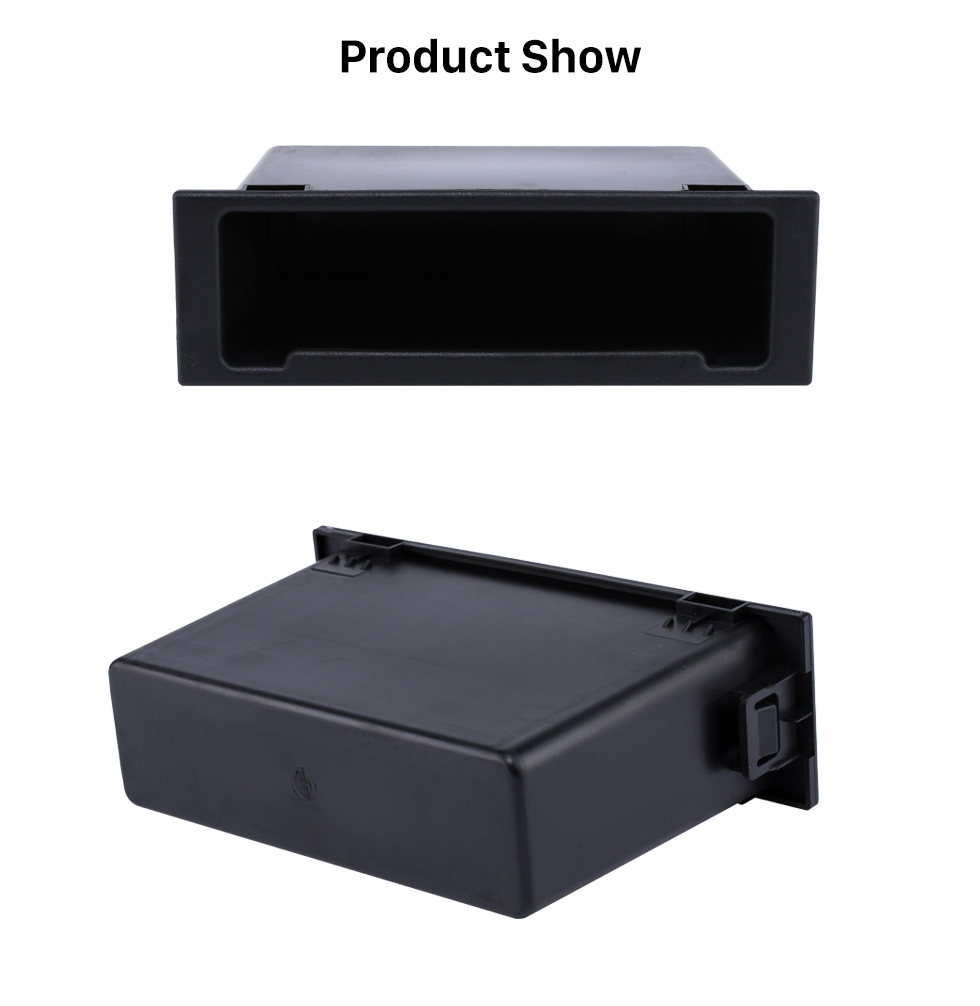 Product Show High Quality Multifunctional Storage Container Free Box for Mazda